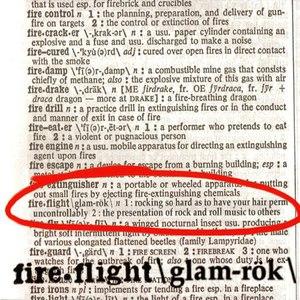 Fireflight альбом Glam-rök