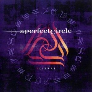 A Perfect Circle альбом 3 Libras