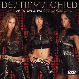 Destiny's Child альбом Live in Atlanta