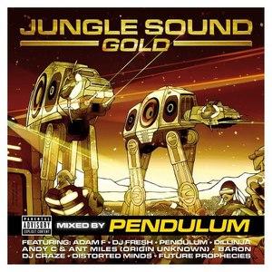 Pendulum альбом Jungle Sound Gold