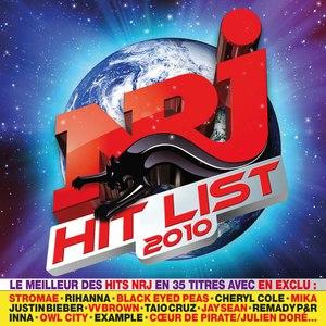Various Artists альбом NRJ Hit List 2010