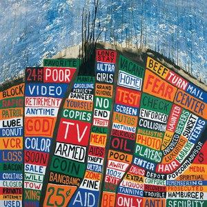 Radiohead альбом Hail to the Thief