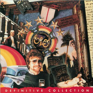 Electric Light Orchestra альбом Definitive Collection
