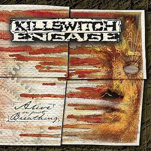 Killswitch Engage альбом Alive or Just Breathing [Topshelf Edition]