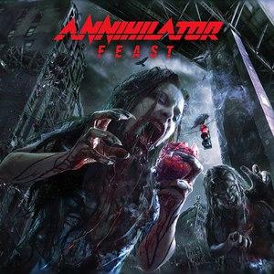 Annihilator альбом Feast