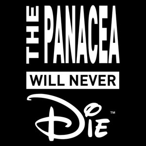 Альбом The Panacea The Panacea Will Never Die EP