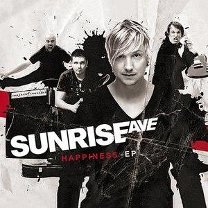 Sunrise Avenue альбом Happiness