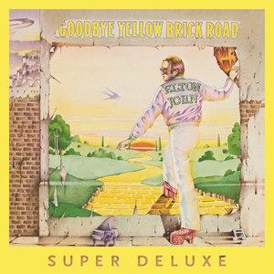 Elton John альбом Goodbye Yellow Brick Road (40th Anniversary Celebration/ Super Deluxe Edition)