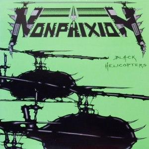 Non Phixion альбом Black Helicopters