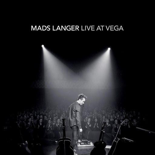 Mads Langer альбом Live at Vega