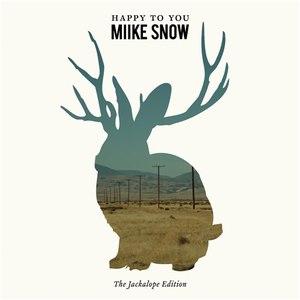 Miike Snow альбом Happy To You (Deluxe Version)