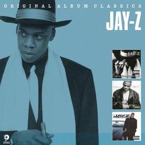 Jay-Z альбом Original Album Classics