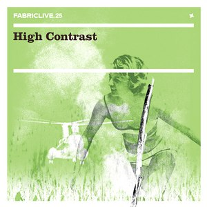 High Contrast альбом Fabriclive.25