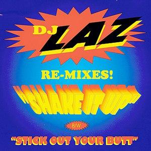 DJ Laz альбом Shake It Up