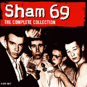 Sham 69 альбом The Complete Collection