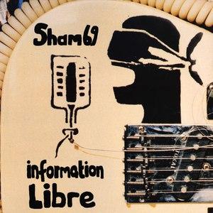 Sham 69 альбом Information Libre