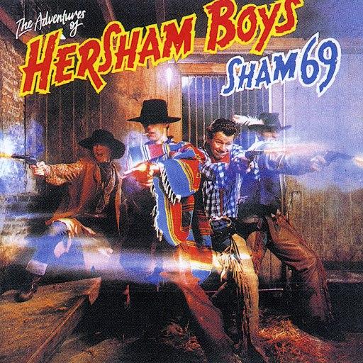 Sham 69 альбом Adventures Of The Hersham Boys (Bonus Track Edition)