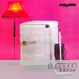The Cure альбом Three Imaginary Boys (Deluxe Edition)