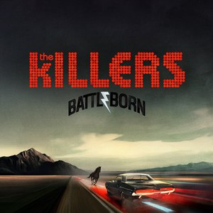 The Killers альбом Battle Born (deluxe edition)