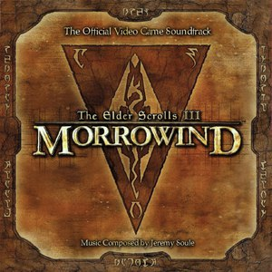 Jeremy Soule альбом The Elder Scrolls III: Morrowind