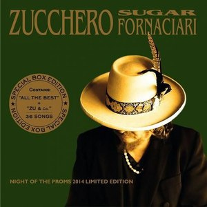 Zucchero альбом All The Best - Zu & Co (Night Of The Proms 2014 / Limited Edition)
