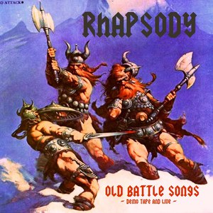 Rhapsody альбом Old Battle Songs