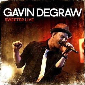 Gavin DeGraw альбом Sweeter Live