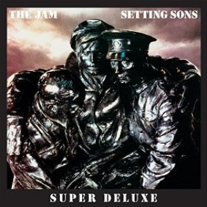 The Jam альбом Setting Sons (Super Deluxe)