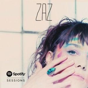 zaz альбом Spotify Sessions