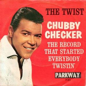 chubby checker альбом The Twist