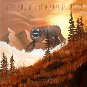 Weezer альбом Everything Will Be Alright in the End
