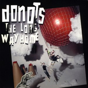 Donots альбом The Long Way Home
