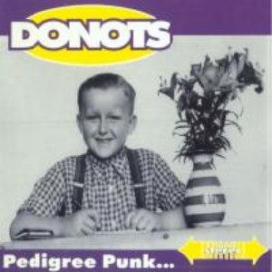 Donots альбом Pedigree Punk