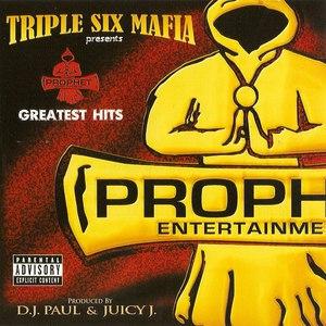 Three 6 Mafia альбом Prophet's Greatest Hits