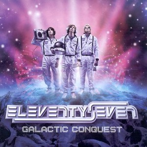 Eleventyseven альбом galactic conquest
