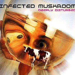 Infected Mushroom альбом Deeply Disturbed