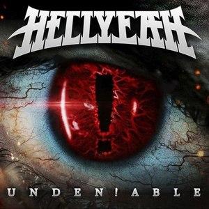 Hellyeah альбом Unden!able