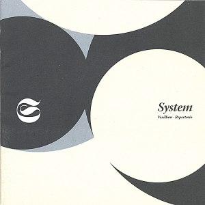 System альбом Vexillum-Repertorio