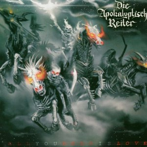 Die apokalyptischen reiter альбом All You Need Is Love