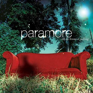 Paramore альбом All We Know Is Falling