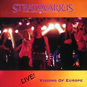 Stratovarius альбом Visions of Europe