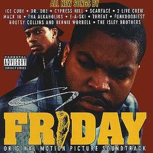 Ice Cube альбом Friday