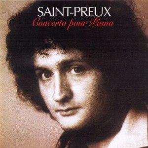 Saint-Preux альбом Concerto Pour Piano