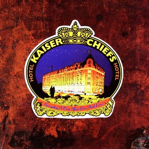 Kaiser Chiefs альбом Everyday I Love You Less And Less