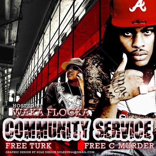 Waka Flocka Flame альбом Community Service Vol. 4