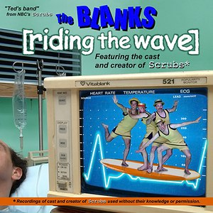 The Blanks альбом Riding The Wave