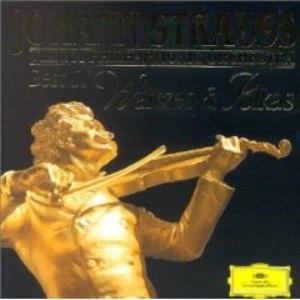 Johann Strauss II альбом Die schönsten Walzer und Polka