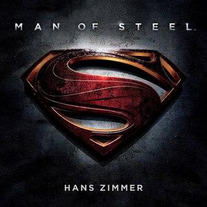 Hans Zimmer альбом Man Of Steel (Original Motion Picture Soundtrack)