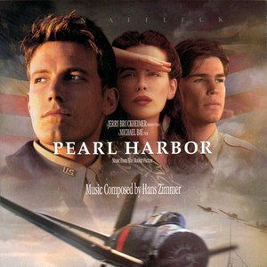 Hans Zimmer альбом Pearl Harbor