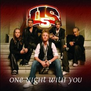 Us5 альбом One Night With You